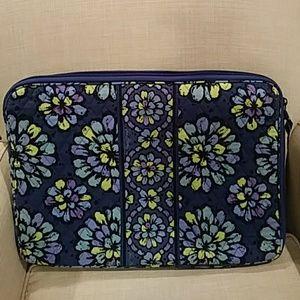 Large Vera Bradley case OR large tote-purse